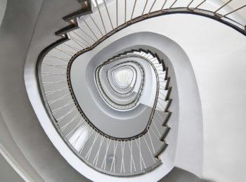 Treppenhaus im Kontor 2